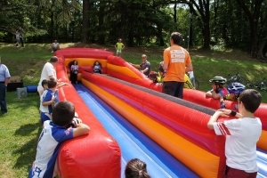 evento bungee run